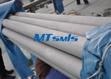ASTM A312 / ASME SA312 TP316L / 304L Stainless Steel Seamless Pipe For Food Industry