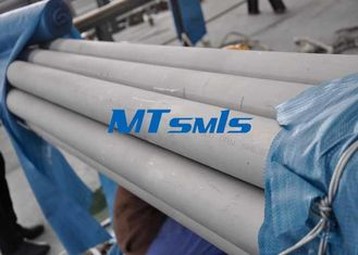 চীন ASTM A312 / ASME SA312 TP316L / 304L Stainless Steel Seamless Pipe For Food Industry কারখানা