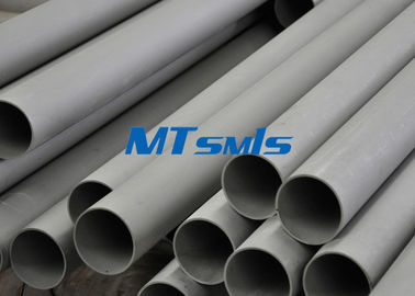 DN20 Sch10s 1.4306 / 1.4404 Stainless Steel Seamless Pipe With Annealed Surface