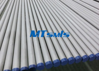 চীন 12 Inch Sch40 TP347 / 347H Austenitic Stainless Steel Seamless Pipe Plain End Cut কারখানা