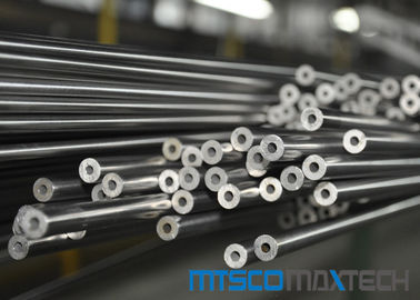 চীন TP316 S31600 Stainless Steel Seamless Hydraulic Tubing 12M Length For Gas / Oil কারখানা