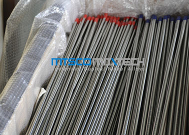 চীন Bright Annealed Stainless Steel Seamless Hydraulic Tube ASTM A213 TP316L ISO কারখানা
