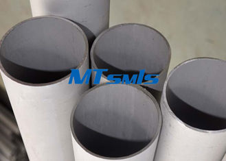 চীন ASTM A312 / ASME SA312 Seamless Stainless Steel Tube For Chemical Industry কারখানা