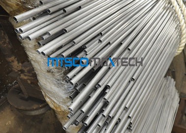 S31803 / S32750 SAF2205 / 2507 Annealed & Pickled Seamless Duplex Pipe For Instrument