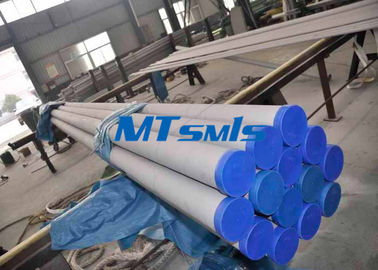 1.4306 / 1.4404 Stainless Steel Seamless Tube Annealed & Pickled Cold Drawn
