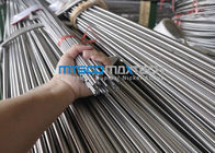 S31703 Stainless Steel Small Diameter Seamless Tube ASTM A213 Hydraulic Tube সরবরাহকারী