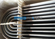 TP321 / 321H U Bend Welded round metal tube For Boiler , ASTM A269 সরবরাহকারী
