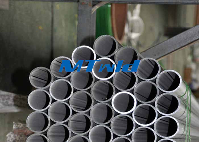 TP 321 / 321H Stainless Steel Welded Tube Precision With Pickling Surface সরবরাহকারী