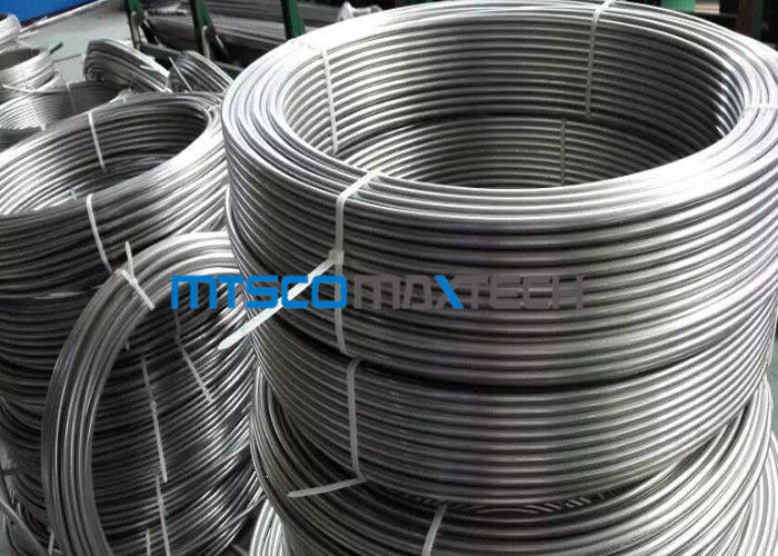 TP316 / 316L Stainless Steel Coiled Tubing Seamless For Instrument ASTM A213 সরবরাহকারী