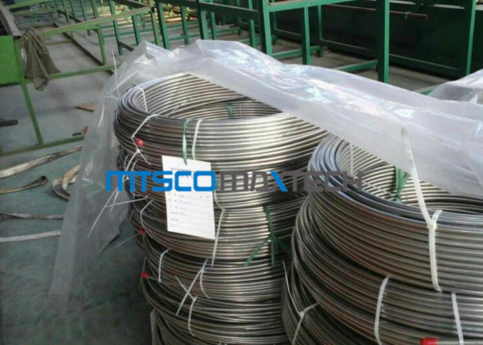ASTM A213 Stainless Steel Coiled Tubing 1.4404 / 1.4306 / 1.4407 For Gas Industry সরবরাহকারী