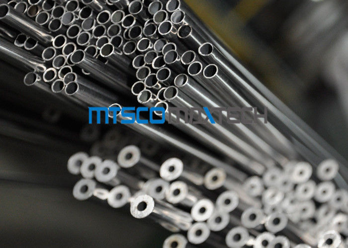 S31600 / S31603 ASTM A213 Stainless Steel Round Tube Ss Pipes For Oil Industry সরবরাহকারী