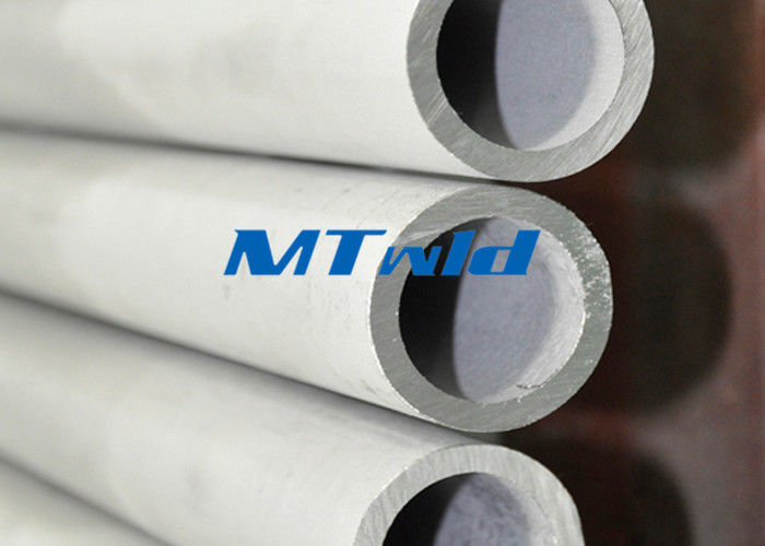 8BWG ASTM A358 TP304L / 1.4306 ERW Steel Pipes Double Welded Annealed Surface সরবরাহকারী
