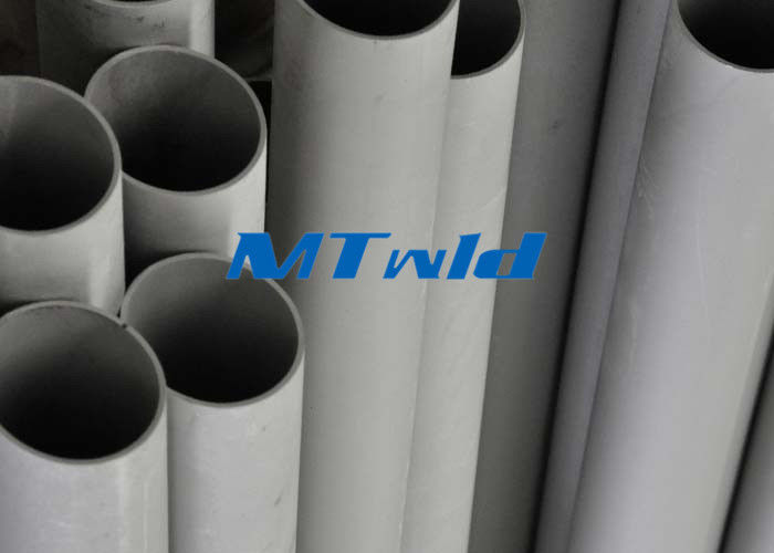 EFW Class 1 Stainless Steel Welded Pipe ASTM A358 / ASME SA358 TP347 / 347H সরবরাহকারী