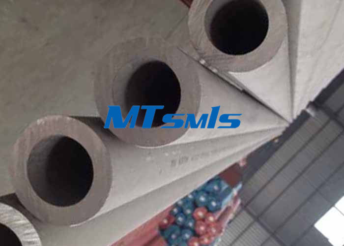 ASTM A312 Welding Stainless Steel Pipe Precise Dimension Low Temperature Resistant সরবরাহকারী