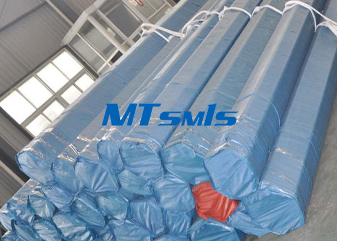 Big Size Stainless Steel Seamless Pipe 28 Inch 18 SWG For Transportation