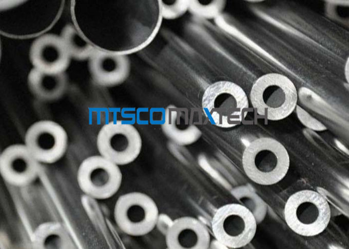 ASTM A269 / ASME SA269 TP321 / 321H Stainless Steel Instrument Tubing , Thickness 0.5-20mm