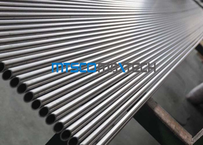 ASTM A269 / A213 Stainless Steel Precision Seamless Pipe With Cold Rolled For Chemical